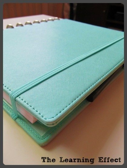 discbound notebook cover